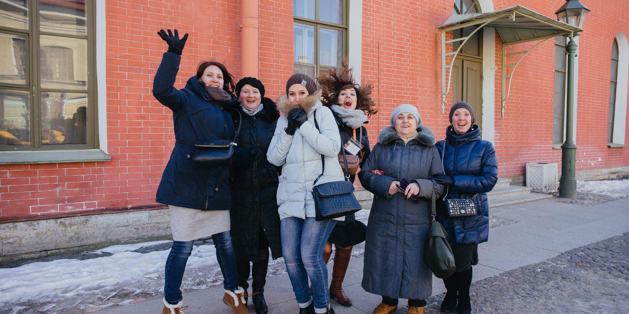 Женский шаббатон в С. Петербурге