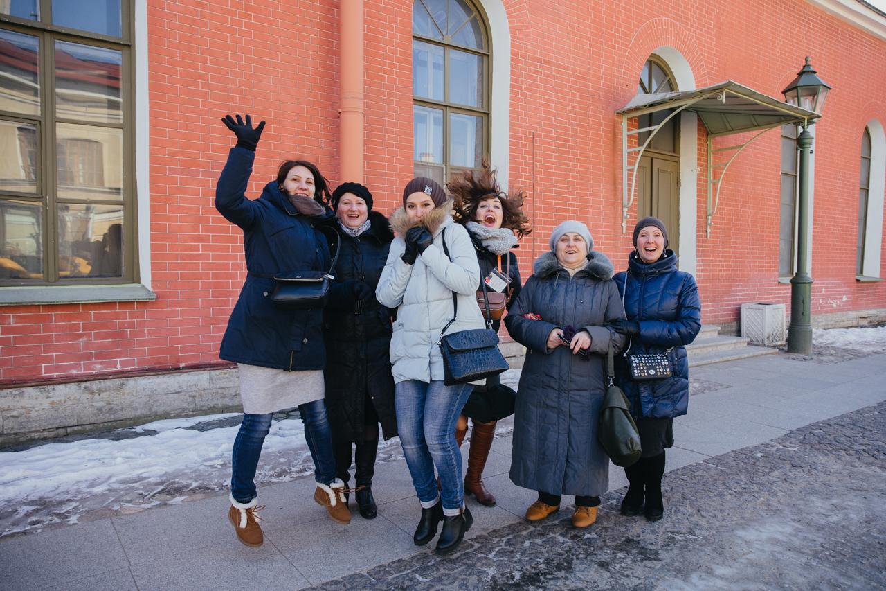 תמונות סמינר – פטרבורג 16-28 במרץ, 2018