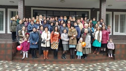 Женский шабатон для пяти городов Украины: Жемчужины сияли и освещали