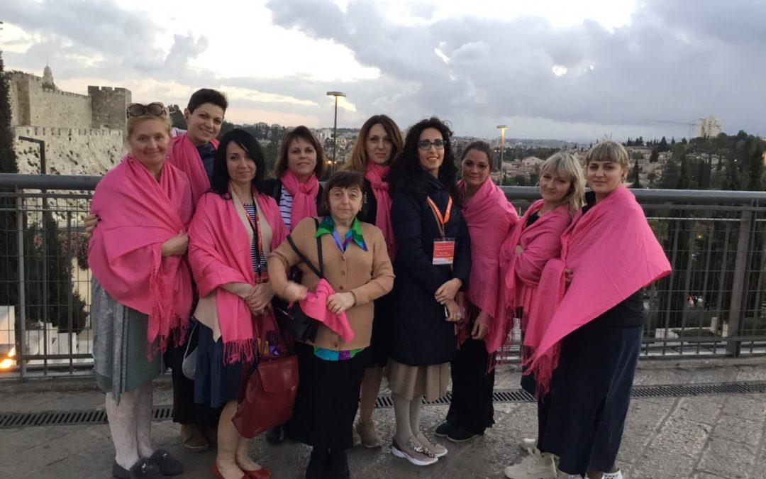 Ознакомительная поездка в Израиль для женщин – 5777-2017